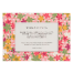 Spring Flowers Japanese Picture Frame