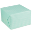 Green Asanoha Japanese Gift Wrapping Paper box