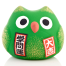 Feng Shui Study Japanese Lucky Owl