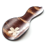 Sakura Cherry Bark Handmade Japanese Tea Scoop