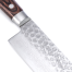 Yoshihiro Nakiri Japanese Chefs Knife 165mm handle