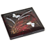 Butterfly Lacquer Japanese Compact Mirror