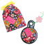 Pink Japanese Compact Mirror