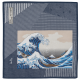 The Great Wave Japanese Handkerchief