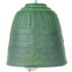 Green Bell Cast Iron Japanese Wind Chime